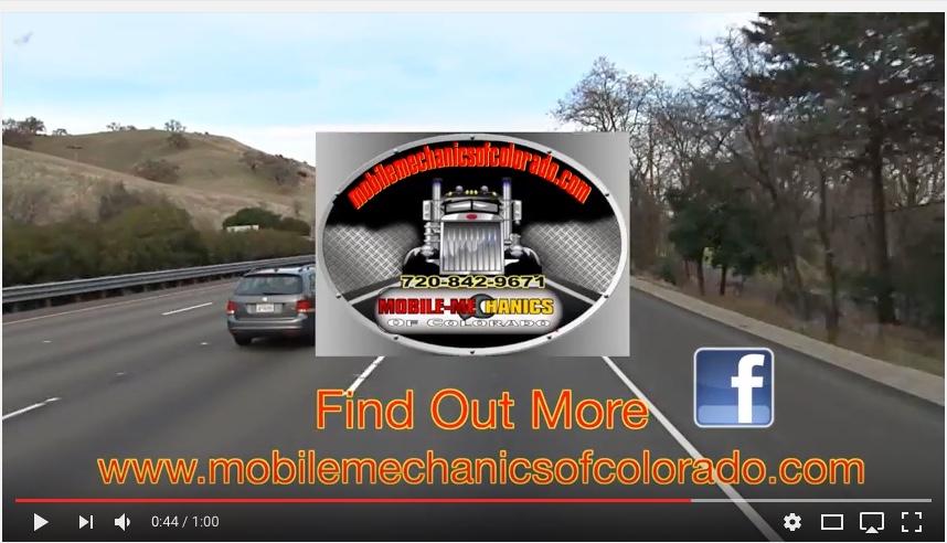 Mobile Mechanics of Colorado Video